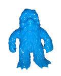 Gargamel First Brother Mini Hedoran Sofubi Zokki Kaiju Unpainted Blue Blank Designer Toy Figure