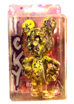 ICKY RAT McDownlow AEQEA Custom Artist Figure Resin Art Toy with Hand-Painted Cardback