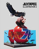 Juxtapoz Illustration 2 by Evan Pricco - Underground Art Culture Hardcover Book