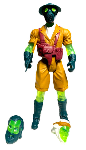 Knights of the Slice Desert Rat Sandhawk Super7 Action Figure Glyos Compatible