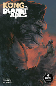 Kong on the Planet of the Apes Vol. #1 Comic Book Graphic Novel