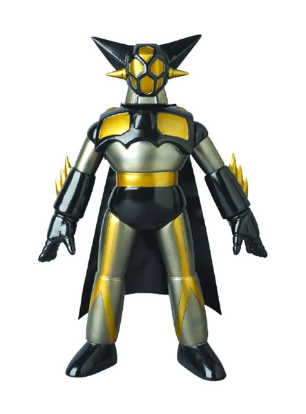 Yamashiroya Dynamic Heroes Getter 1 Sofubi Medicom Soft Vinyl Black Version
