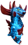 Marmit Red Jack Sofubi Kaiju Japanese Monster Figure 1972 2008 Rerelease