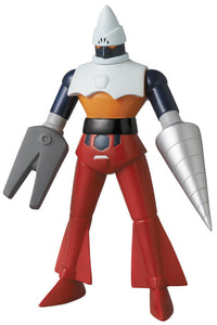 Dynamic Heroes Getter 2 Sofubi Yamashiroya Medicom Soft Vinyl Animated Version