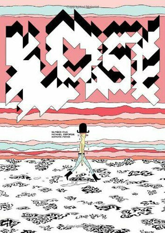 LOSE #5 by Michael Deforge (out of print comic book anthology)