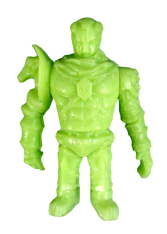 Mutant Ronin Turtle Topz Toyerist Bootleg Toy Resin Art Toy Figure w/ Magnetic Articulation