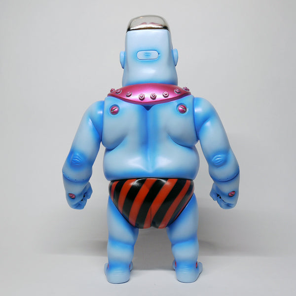 Restore Iron Meat Sofubi Kyokanniou Five Points Fest Edition Kaiju Cyborg Awe Toy Osaka