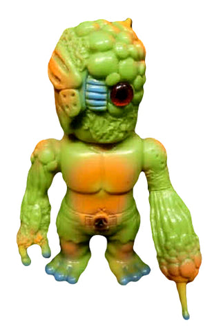 RealxHead Astro Fighter Chaos Man Astro Zombie Mutant Sofubi Mori Katsura Exclusive Soft Vinyl Toy