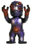 RealxHead Chaosman Sofubi Hibiki Colorway Purple Metallic Soft Vinyl Designer Toy Figure