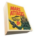 Mars Attacks Card Set Renata Galasso Reprint Complete Card Set of 56 Cards! 1984!