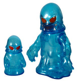 Rumble Monsters Acid Damnedron Kaiju Sofubi Set Soft Vinyl Designer Toy Lot Figure