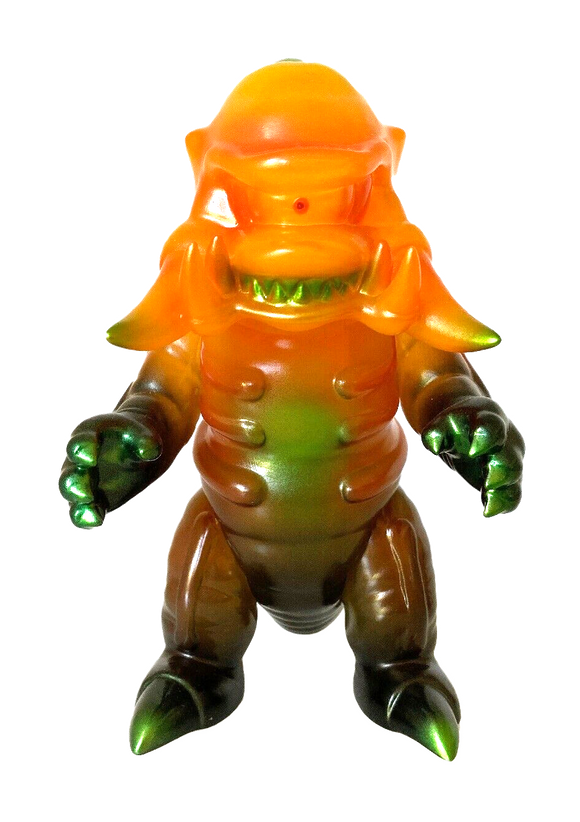Rumble Monsters Pharaoh Custom Kaiju Sofubi Vinyl Designer Toy