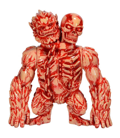 DBL TRBL Evo Apes Poplife SFBi Originals Famous Monsters Sofubi Soft Vinyl Kaiju Designer Toy