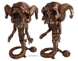 Pushead Sync. Snotblower Vinyl Designer Art Toy Copper Version