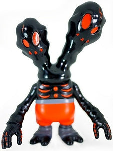 Secret Base Ghostfighter Halloween 05 Sofubi Super7 Soft Vinyl Designer Toy Figure