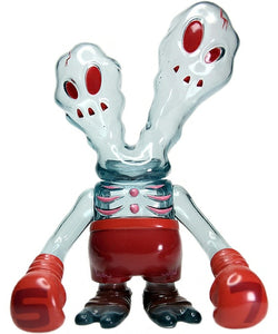 Secret Base Ghostfighter Sofubi S7 Magazine Exclusive Issue 2005 Urban Vinyl Designer Toy