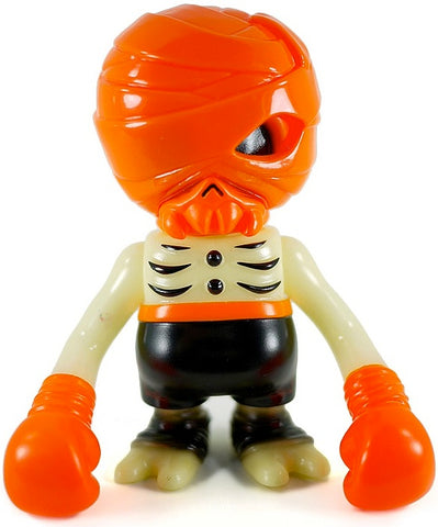 Secret Base SkullBrain Halloween Ghoul's Night Out GID Sofubi SkullxBxBxP Soft Vinyl Super7 Designer Toy