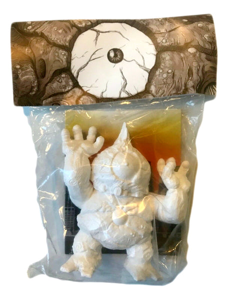 Radioactive Rumblers 8-Balll Sofubi Radioactive Uppercut Soft Vinyl Designer Toy AP 7 of 16