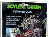 Soylent Green AEQEA Knockoff Parody Bootleg Movie Toys Art