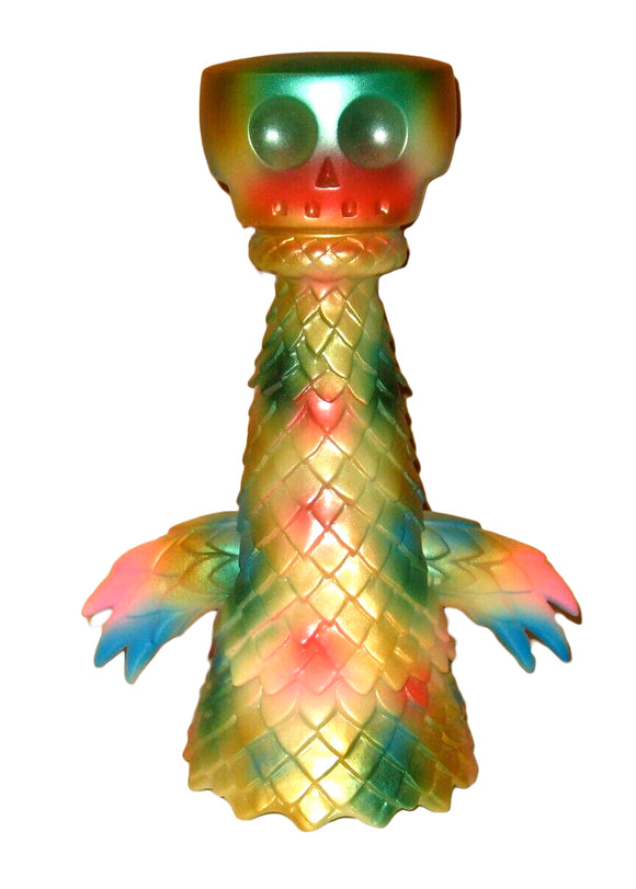 Super7 Dokuwashi Ghostland Sofubi Nightlights SDCC GID Edition Vinyl Designer Toy Figure