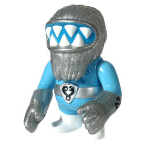 Super7 Zombeard Superfest Exclusive Snakes of Infinity Sofubi Vinyl Designer Toy by Brian Flynn