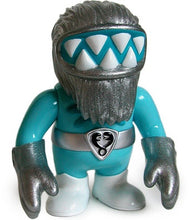 Load image into Gallery viewer, Super7 Zombeard Superfest Exclusive Snakes of Infinity Sofubi Vinyl Designer Toy by Brian Flynn