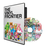 The Vinyl Frontier DVD - art toy documentary by Daniel Zana