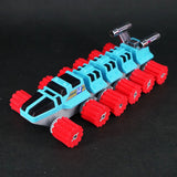 Vintage Japan Masudaya Floatster 12 1987 Space Car Set Rovers