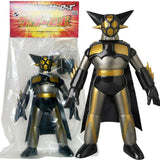 Dynamic Heroes Getter 1 Sofubi Yamashiroya Medicom Soft Vinyl Black Version