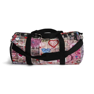 Aeqea Heartdrops - Duffle Bag