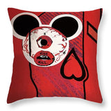 Aeqea I'm Getting Oenun - Throw Pillow