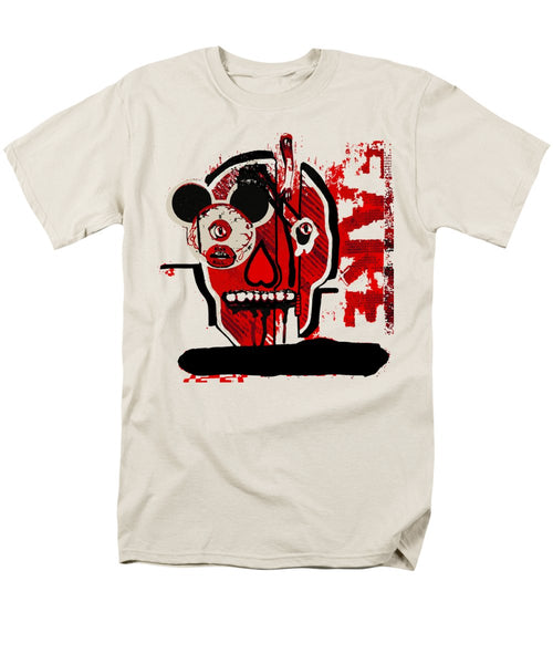 AEQEA Kiss Me Kill Me - Men's T-Shirt  (Regular Fit)