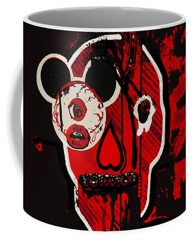 AEQEA Kiss Me Kill Me - Mug