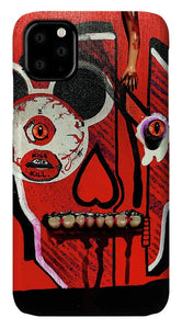 AEQEA Kiss Me Kill Me - Phone Case