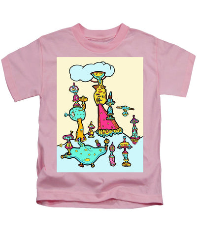 Aeqea Super Water Tree Friends - Kids T-Shirt