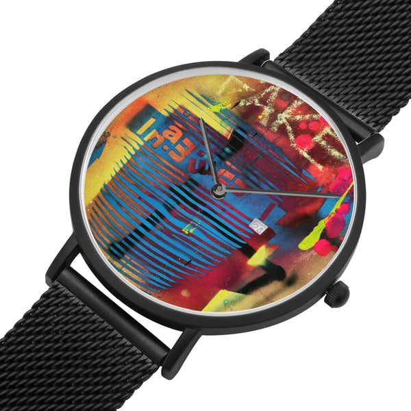 Fake Time Machine Big Watch (Limited Edition of 10)