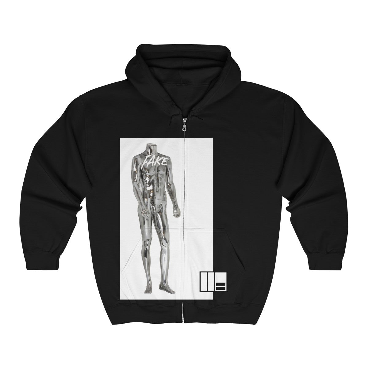 I'm Too Sexy For This Zipper Hoodie