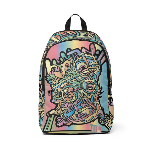 AEQEA Boogerman Backpack Indie Artist Designer Bag