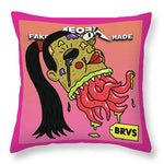 BRVS x AEQEA : Xodiac Cancer Throw Pillow
