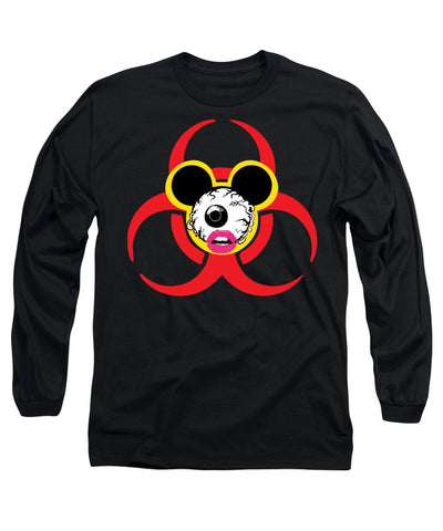 Oenun Captivated Cow Long Sleeve T-Shirt
