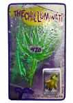 AEQEA CHILLUMINATI New World Order and Chill Bootleg Toy Illuminati Resin Art Figure