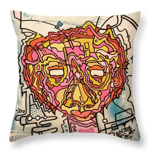 Aeqea Guilty - Throw Pillow