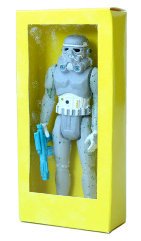 Plastik Cheez Back To The TrooperNike Air Mag StormTrooper Gas Mag V1.0 Bootleg Action Figure