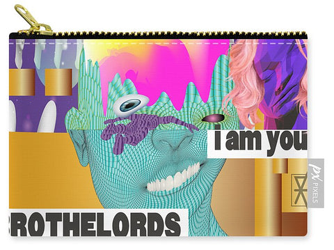I Am Yours - Carry-All Pouch
