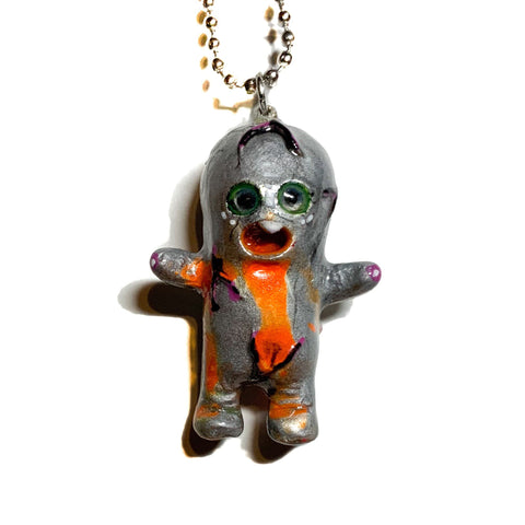 Dehara Menta Kun Resin Art Lulubell Toy Pendant FAKE Custom AEQEA Edit Necklace