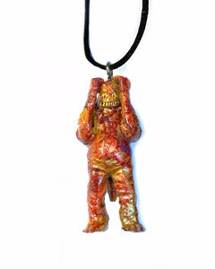 aMx1ety AEQEA Custom M1 Kaiju Ultraman Pendant Ultra Q Figure Art Toy Necklace