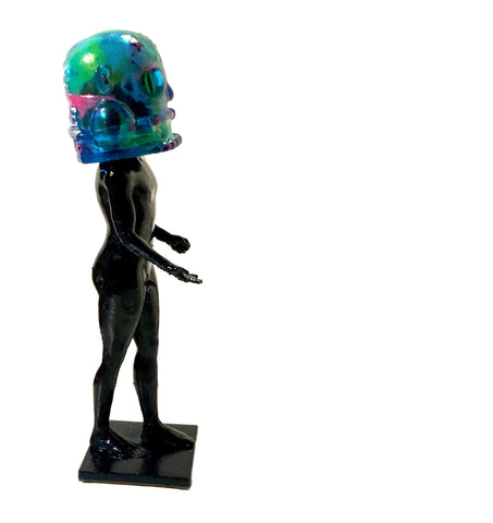 AEQEA Truthsonian Souvenir from The Museum of All-Knowing Truth Sofubi Mashup 3D Art Toy