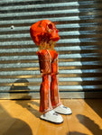 AEQEA Sir Awkward original art figure fake sculpture 3D print mashup statue