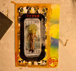 AEQEA Future Selfie Type Shit Right Here Custom Carded Art Toy Mashup