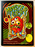 Monster Art Trading Cards Set Limited numbered 41/50